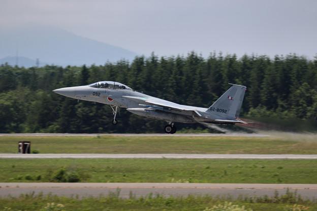 F-15DJ 82-8092 203sq takeoff