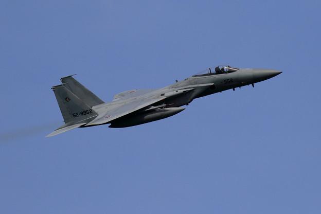 F-15J 52-8952 201sq takeoff