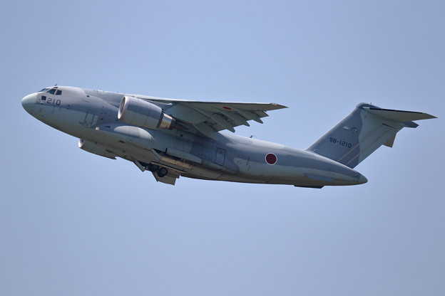 C-2 98-1210 403sq takeoff
