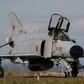 Photos: F-4EJ 8399 301sq Disarm 2005.10