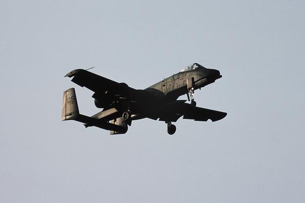 A-10A OS 80-0238 1982.09