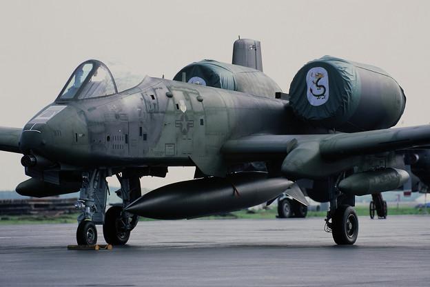 A-10A OS 81-0971 1983