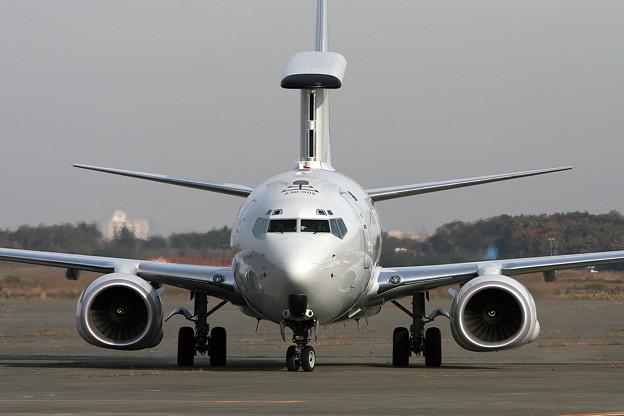 E-7A A30-002 RAAF (N358BJ Boeing) RJCC 2005.10(5)