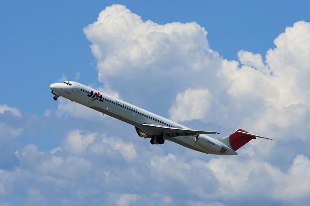 MD-81 JA8260 JEX CTS 2006.09
