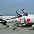 Photos: F-4EJ 8386 305sq CTS 1988.09(2)