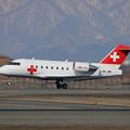 Challenger 604 HB-JRB Swiss Air Ambulance CTS 2007.04