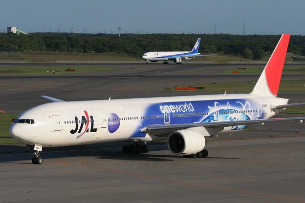 B777-300 JA8941 JAL OneWorld 2007.09(1)