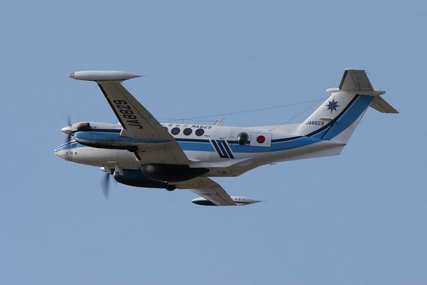 Photos: Beechcraft 200T JA8829 ピリカ JCG CTS 2006.12