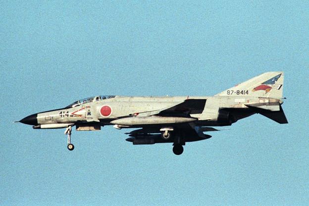 Photos: F-4EJ 8414 302sq CTS 1990.05