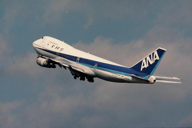 B747SR-81 JA8138 全日空