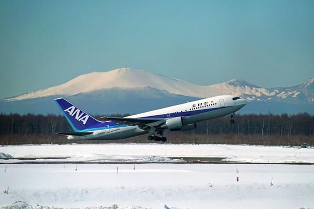 B767-200 JA8486 全日空 1991