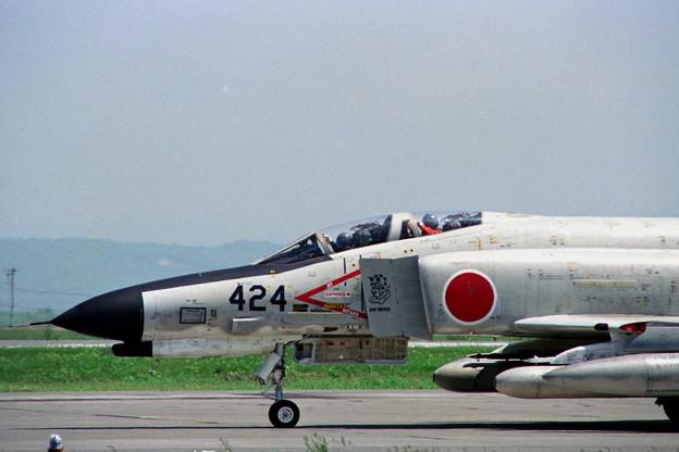 F-4EJ 8424 306sq CTS 1988春(1)