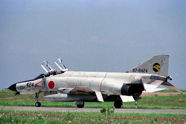 F-4EJ 8424 306sq CTS 1988春(2)