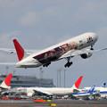 B777-300 JA8941 JAL 西遊記 2006.03