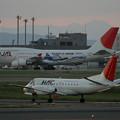 Photos: SAAB 340 JA03HCとJAL JA8909 2005.09