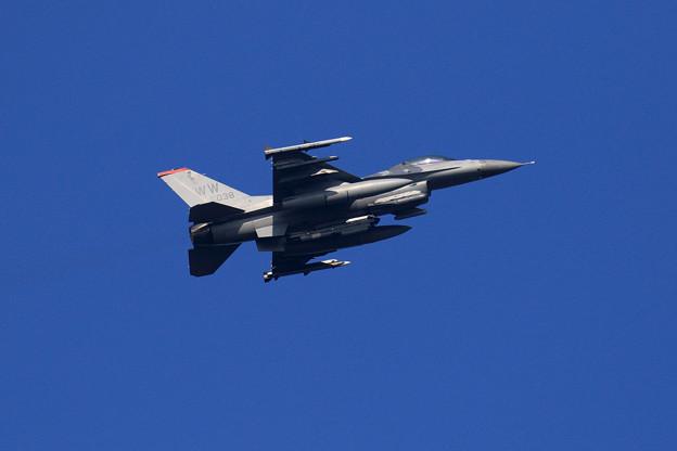 F-16C 94-0038 WW 13FS takeoff