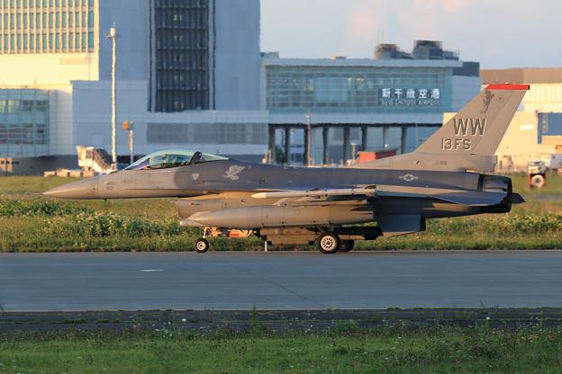 F-16C 92-3913 WW 13FS