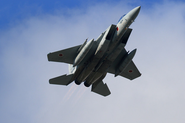 F-15J 82-8904 201sq takeoff