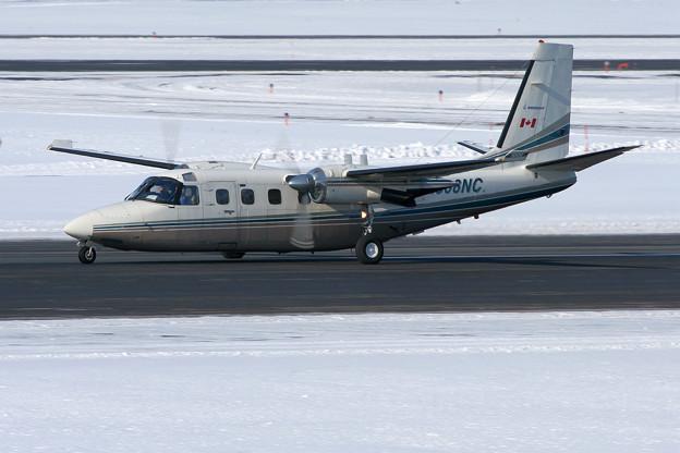 Gulfstream Jetprop Commander 1000 N808NC CTS