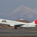 Photos: B737-400 JA8994 JEX CTS 2007.04