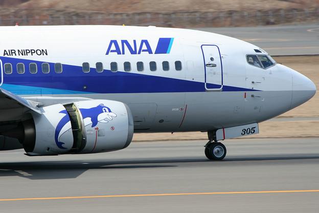 B737-500 JA305K ANA/ANK 2006.03