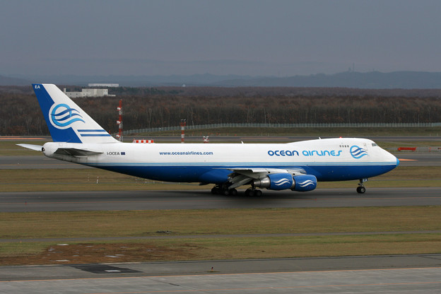 B747-230F I-OCEA Ocean Airlines 2006.11(2)