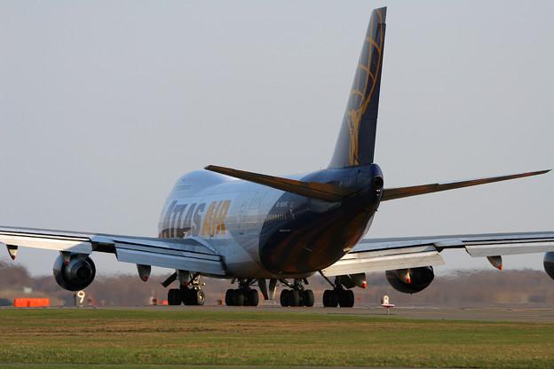 B747-243B(SF) N516MC 2006.05