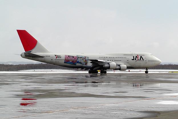 B747-300 JA8185 CTS 2007.02(1)