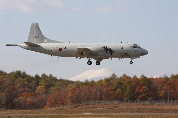 P-3C JMSDF 5001 VP-2 2010.10