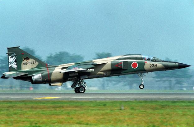 F-1 8234 8sq 1994ACM mark 三沢 1995.09