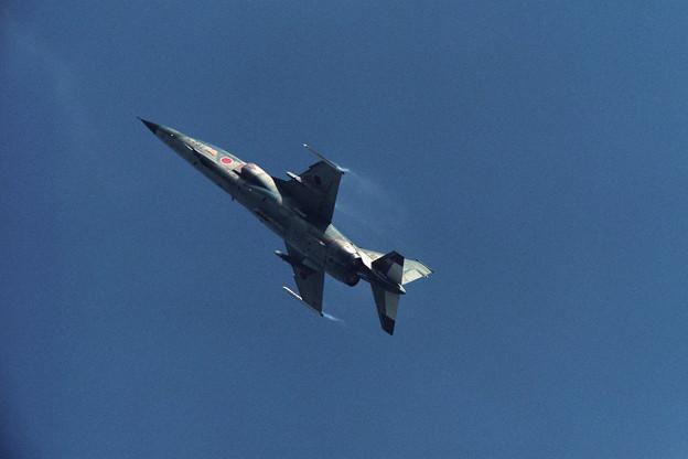F-1 8231 三沢 展示飛行1995.09