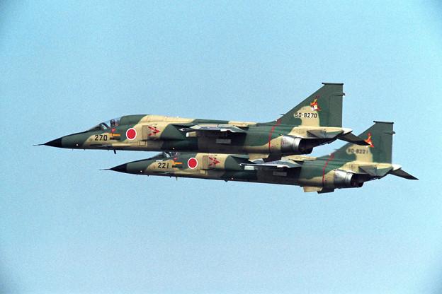 F-1 8270+8221 3sq 三沢 1995.09