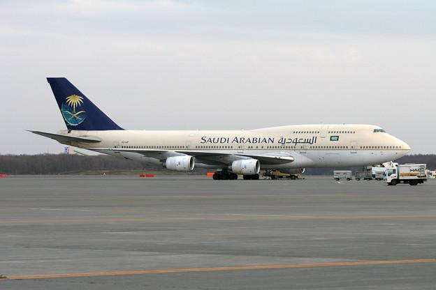 B747-368 HZ-AIP Saudi Arabian CTS 2006.11