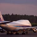 Photos: B747-481 JA8955 ANA 2008.07 (2)