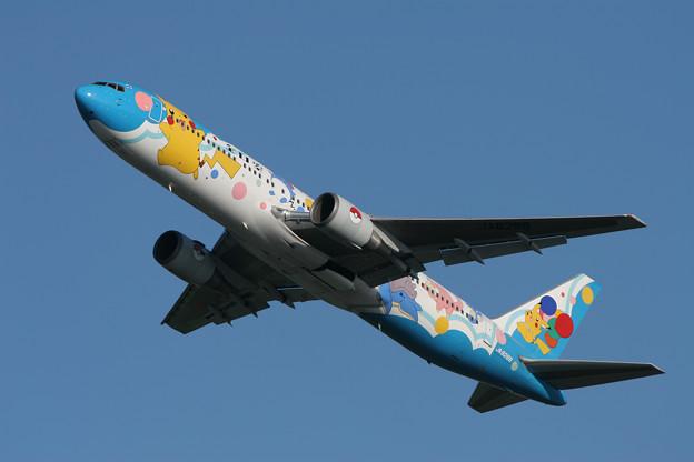 B767-300 JA8288 ANA 2006.06