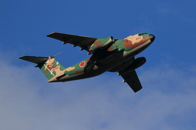 C-1 28-1002 402sqn  takeoff