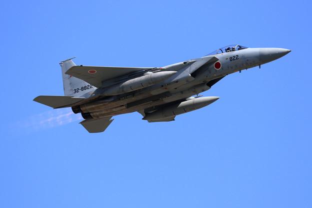 F-15J 32-8822 203sq takeoff
