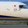 Photos: Q400 JA465A ANA Wings 10th Anniversary