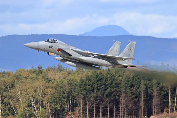 F-15J 82-8900 201sq takeoff