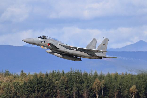 F-15J 92-8910 201sq takeoff