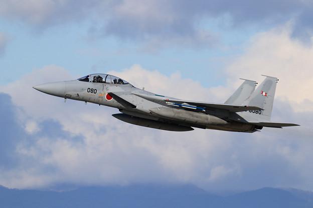 F-15DJ 32-8080 203sq takeoff