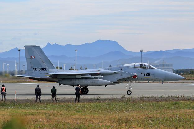F-15J 203sq お出かけ (1)