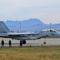 Photos: F-15J 203sq お出かけ (1)