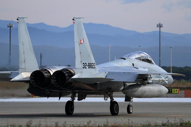 F-15J 203sq お出かけ (2)