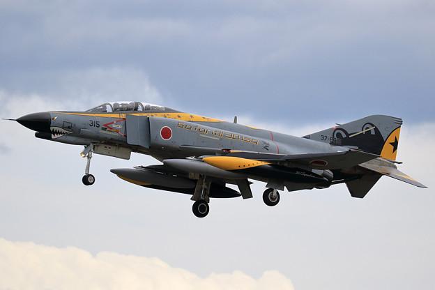F-4EJ 37-8315 301sq CTS飛来 2020.10 (1)