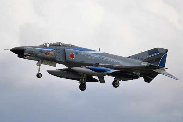 Photos: F-4EJ 07-8436 301sq CTS飛来 2020.10 (1)