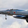 "F-4EJ 07-8436 ""Phantom Forever"" CTS飛来 2020.10 (2)"