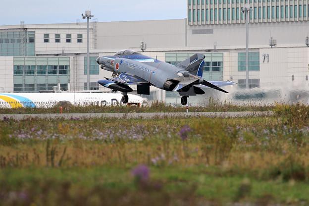 F-4EJ 07-8436 301sq CTS飛来 2020.10 (3)