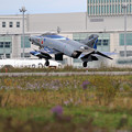 Photos: F-4EJ 07-8436 301sq CTS飛来 2020.10 (3)