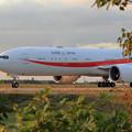 Photos: Boeing 777 Cygnus11 Nightへ (1)
